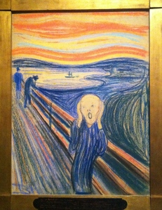"Edvard Munch ""Scream"""