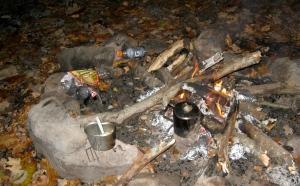 Campfire Trash