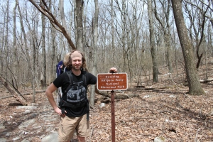 Hiking the Appalachian Trail to Harpers Ferry