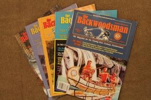 the Backwoodsman Magazine