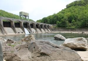 Hawk's Nest Dam