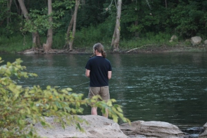 Greenbrier River Fishing