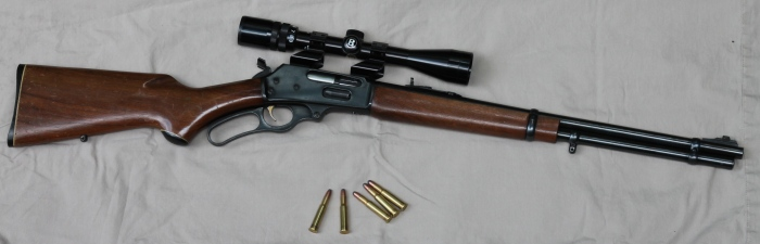"""Old Reliable"" Marlin Model 336 in .30-30 Winchester"