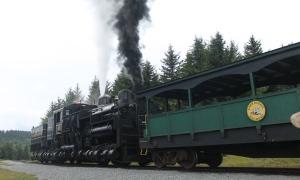 Cass Scenic Railroad 1