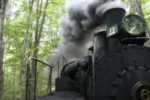 Cass Scenic Railroad 2