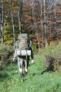 Hiking Fisherman's Trail