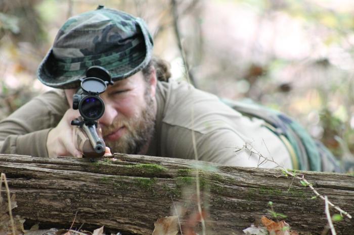 Rifle Firing Positions
