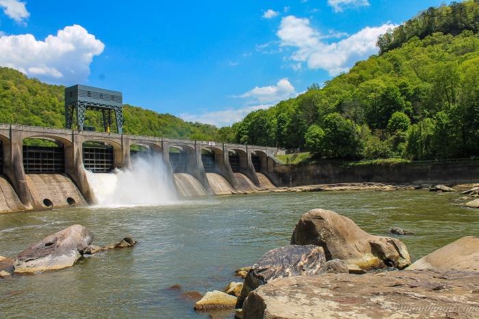 Hawk's Nest Dam 1