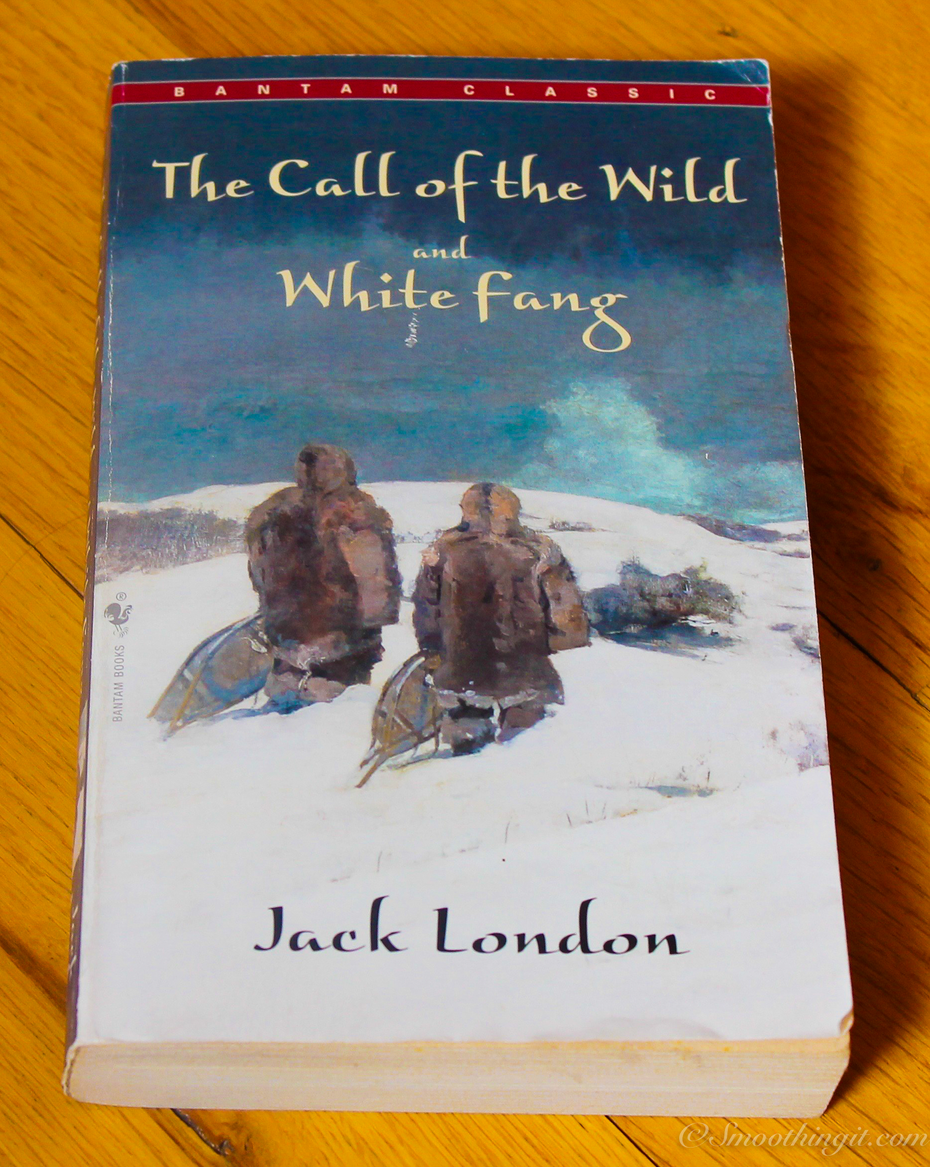 top five nature writing books smoothingit com the call of the wild jack london