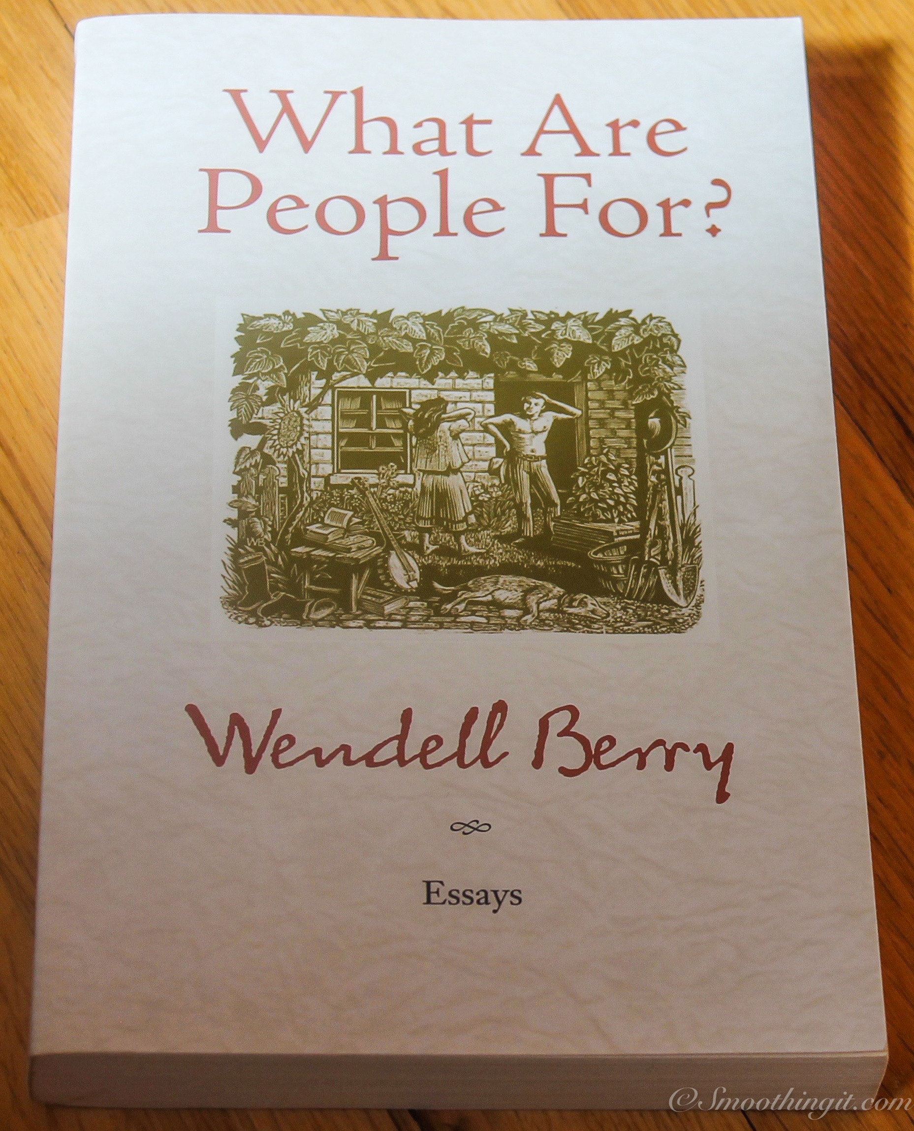 essays by wendell berry online What are people for: essays second edition, - wendell berry identifies himself as both a farmer of sorts and an artist of sorts, which he deftly illustrates in the scope of these 22 essays.