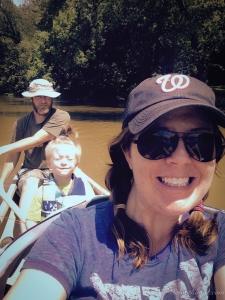 Paddling Shenandoah River 2