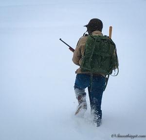 Walking in the Winter 2